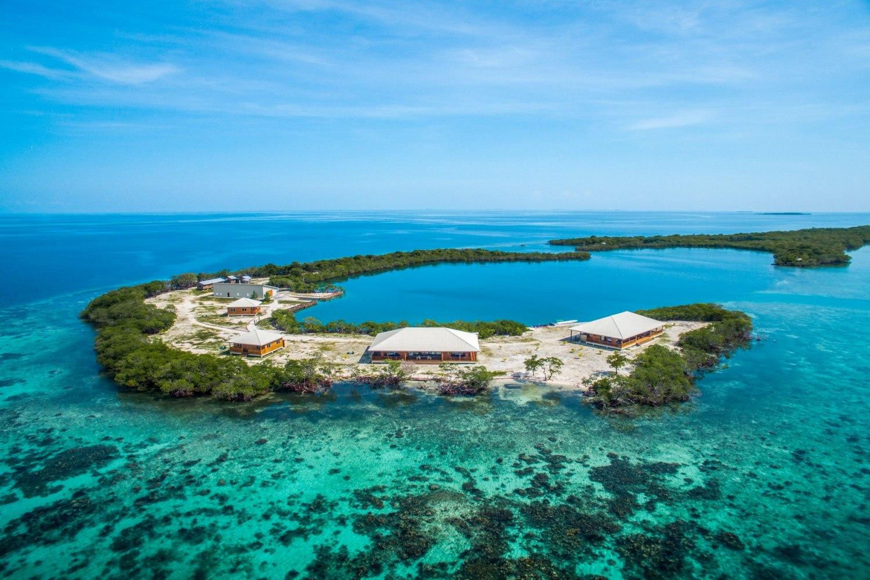 Private Islands for sale - North Saddle Caye - Belize