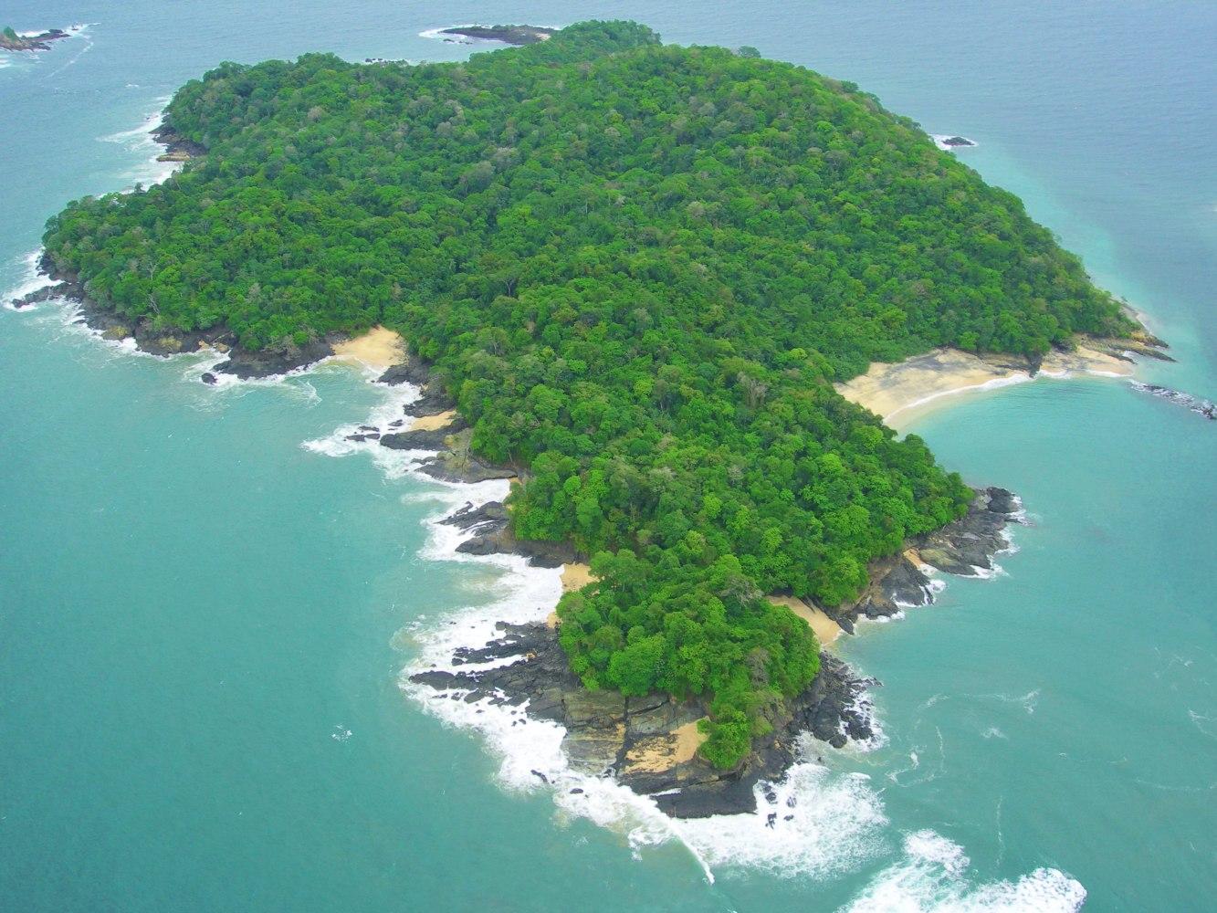 Central America Island For Sale