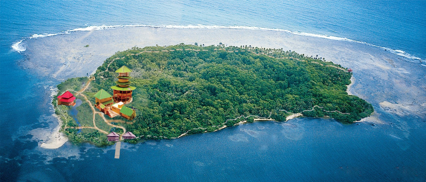 Caribbean Islands For Sale Panama