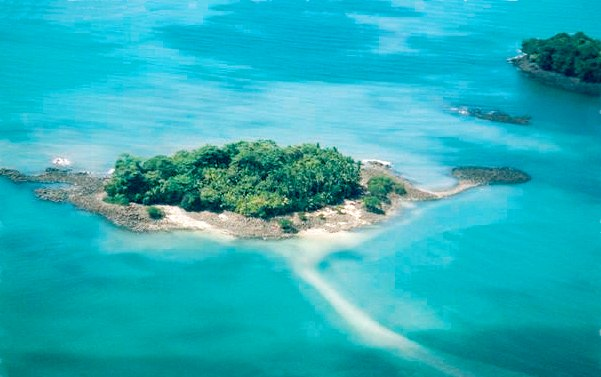 Private Islands for sale - Quiros Island - Panama ...