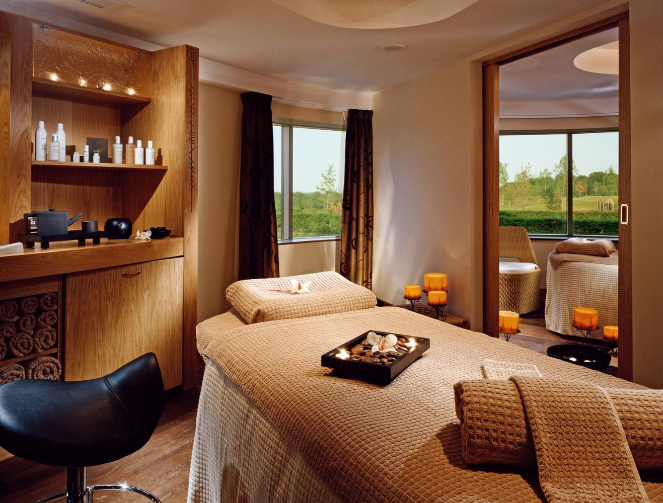 Fota Island Hotel Rooms
