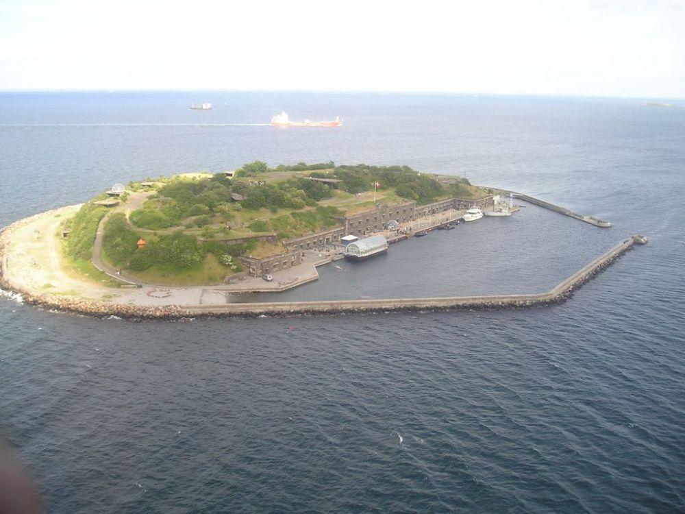 Island Archive - Middelgrunds Fort - Denmark