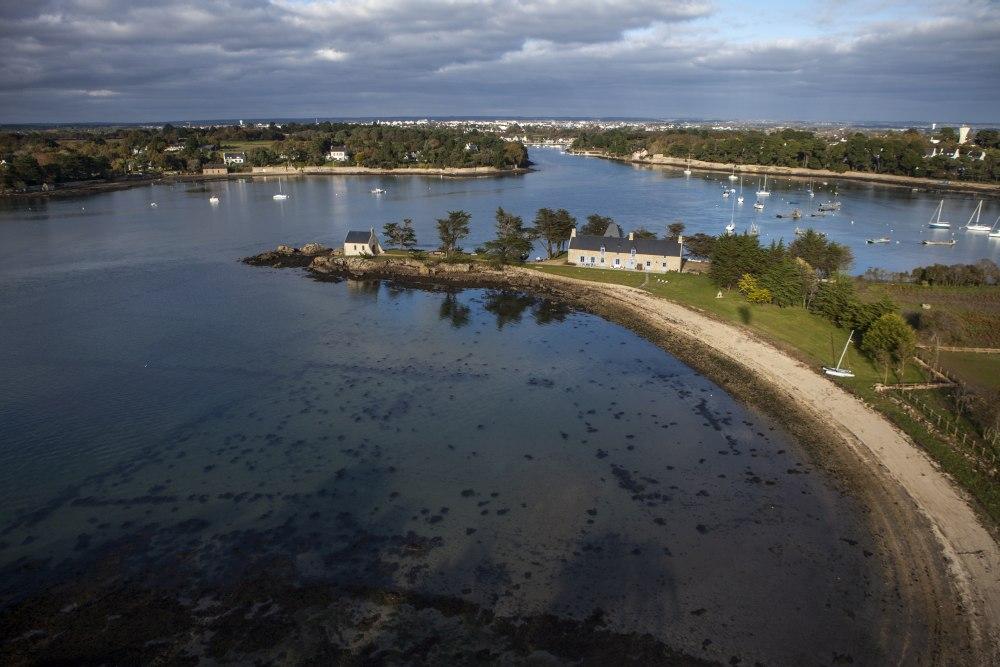 Island Archive - Île de Boëdic - France - Europe: Atlantic