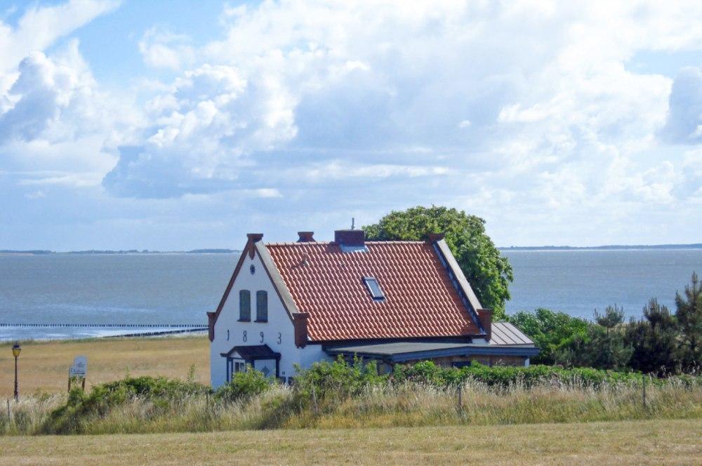 Inselarchiv Historisches Kapitänshaus auf Amrum