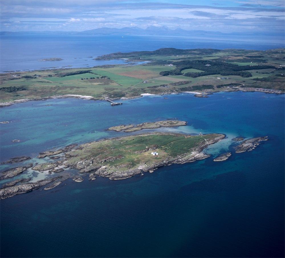 Private Islands for sale - Gigalum Island - Great Britain - Europe: Atlantic