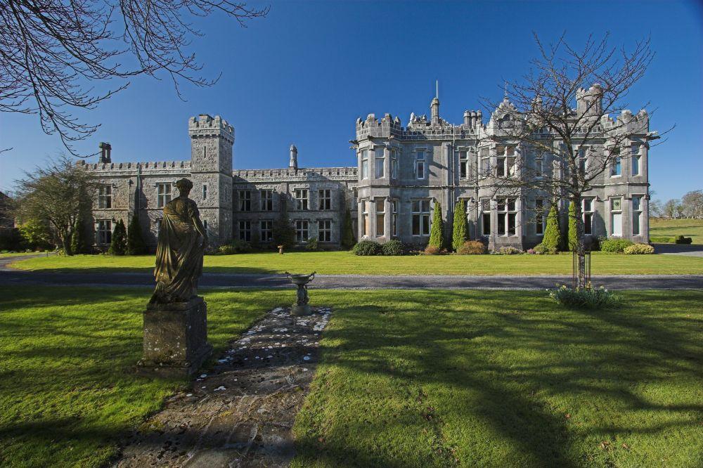 Island archive tulira castle ireland europe atlantic for Luxury homes for sale ireland