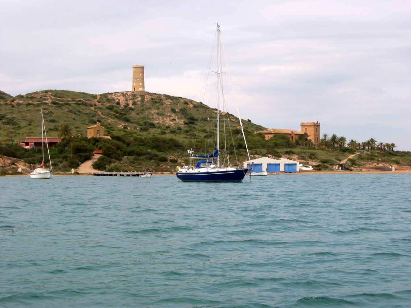Private Islands for rent - Baron Island - Spain - Europe ...