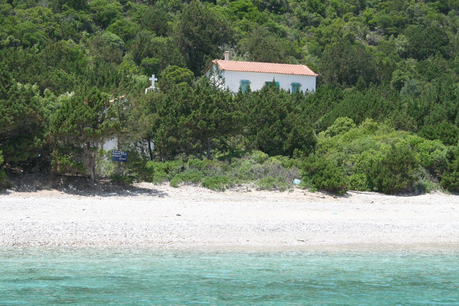 Island For Sale In The Mediterranean