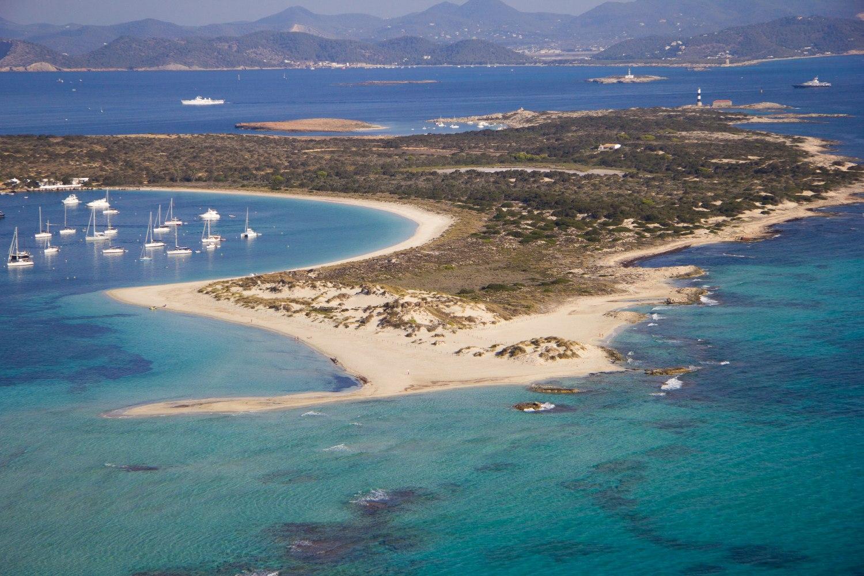 Island Archive - Isla de Espalmador - Spain - Europe: Mediterranean