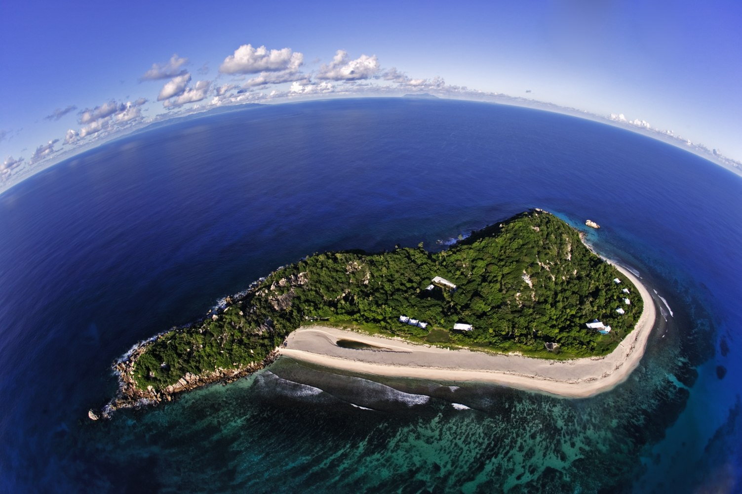 Private Islands For Rent Cousine Island Seychelles