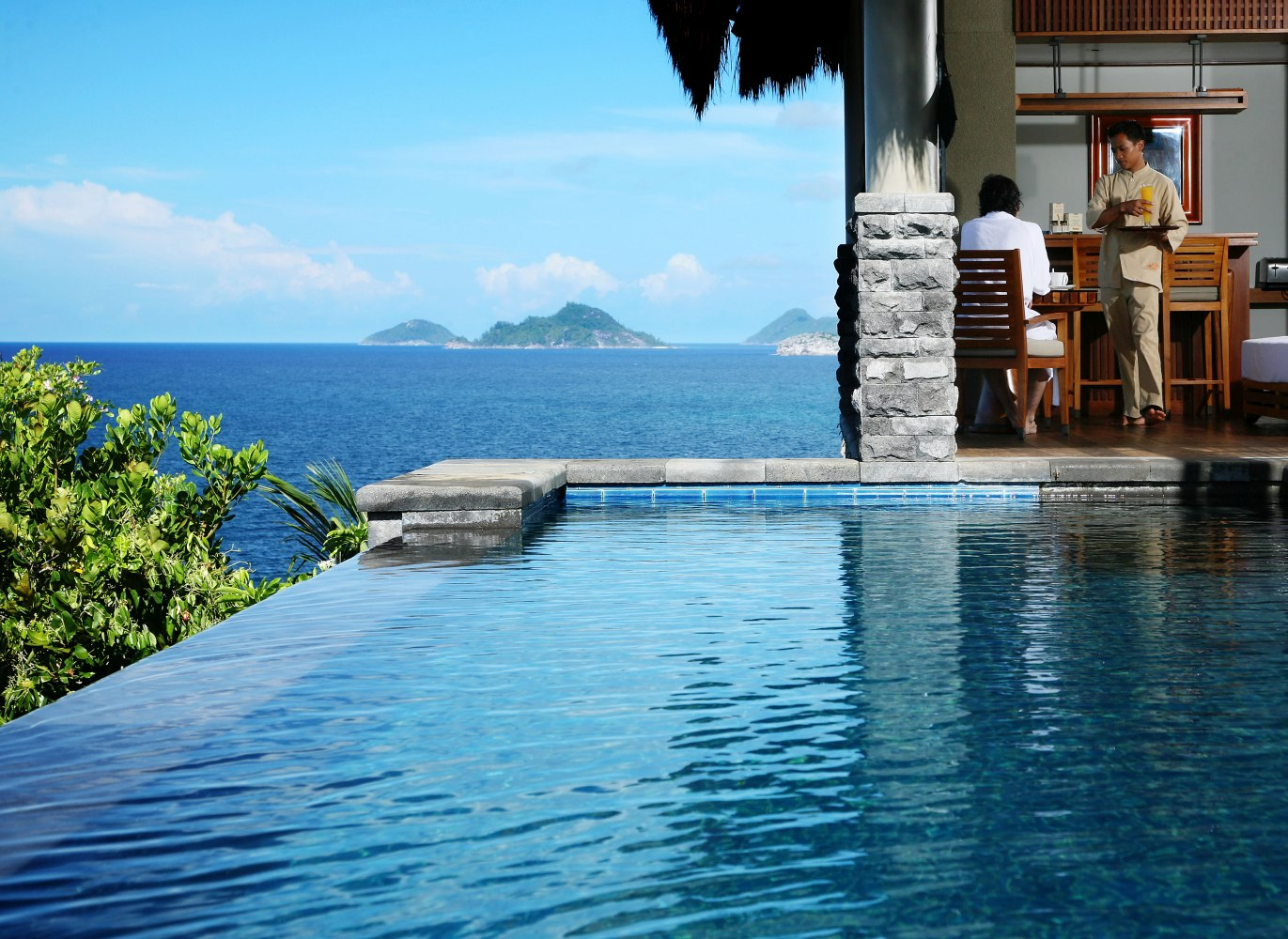 Private Islands For Rent Maia Luxury Resort Spa