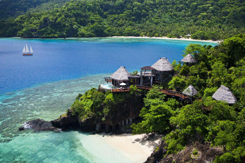 Fiji Private Island Rental