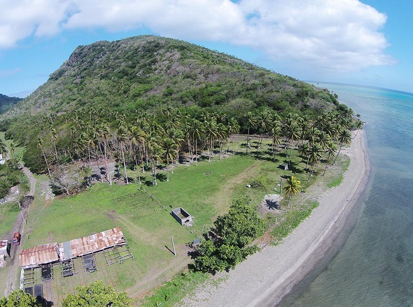 Island In South Pacific For Sale