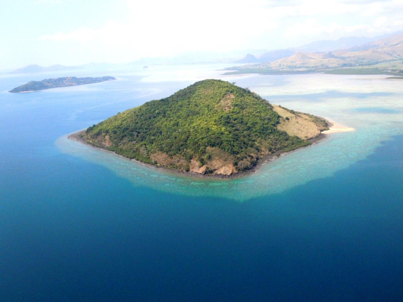 Uninhabited Islands South Indian Ocean