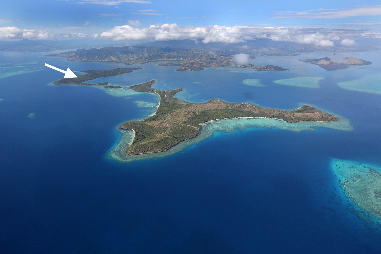 Nananu I Cake Island Fiji