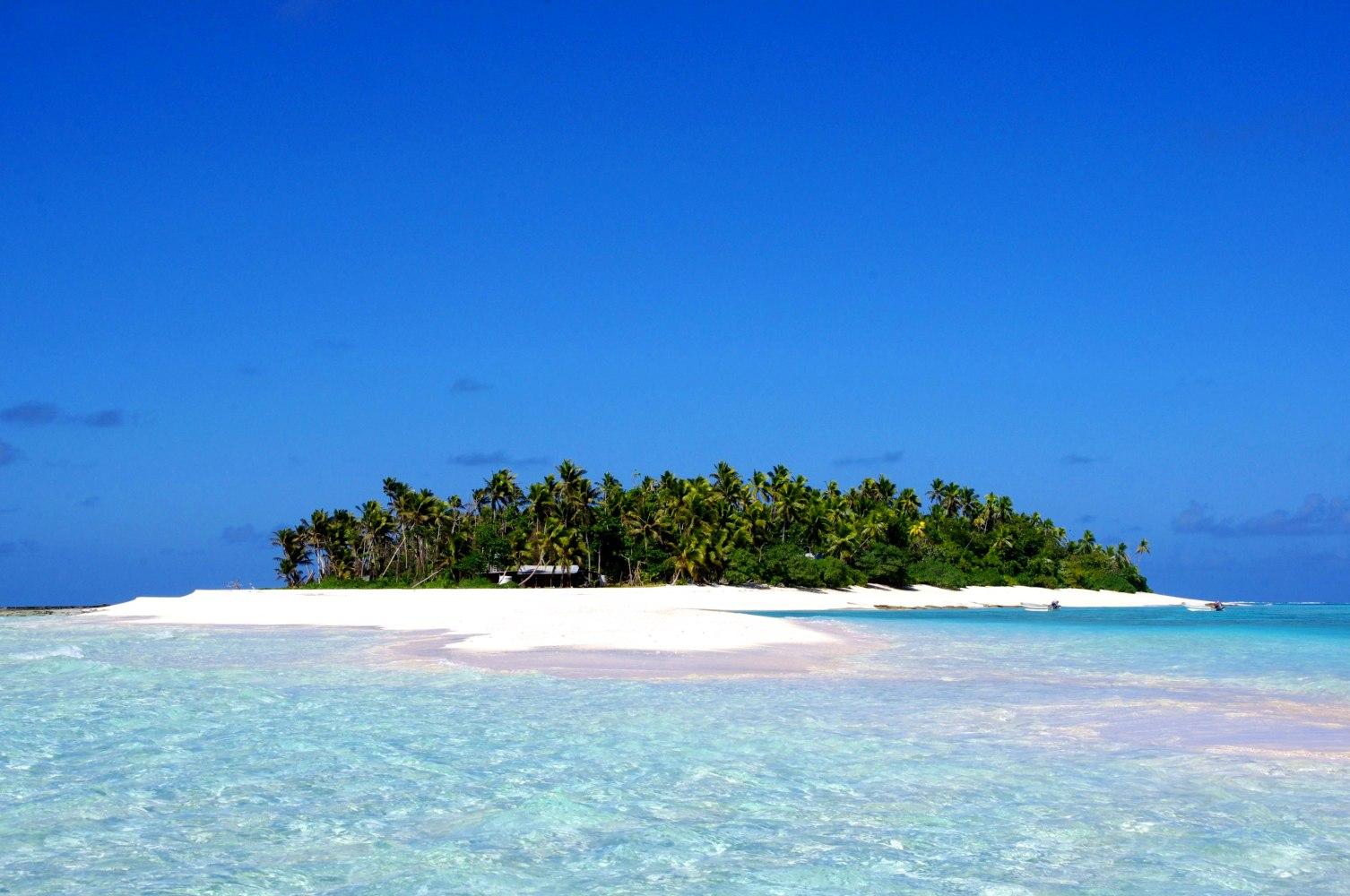 Inselarchiv Nanuku Levu Island Fidschi Pazifischer Ozean