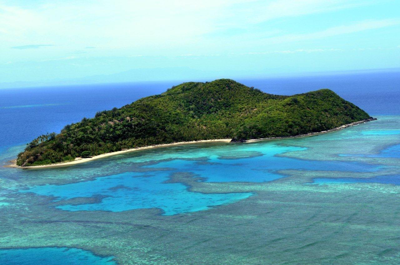 Island Resort In Fiji For Sale