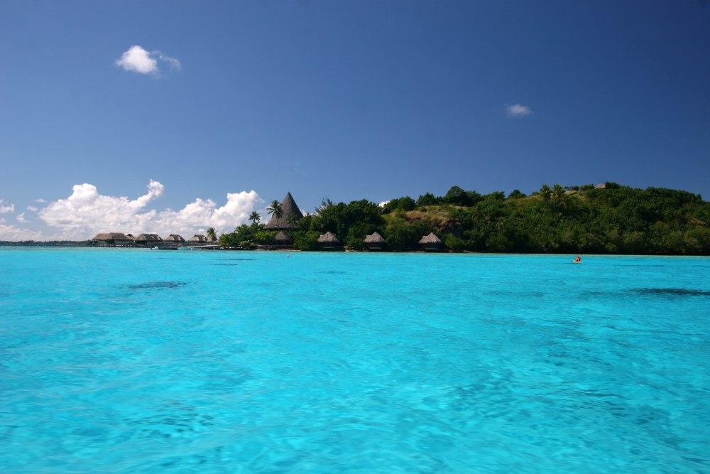 Bora Bora Private Island Rental