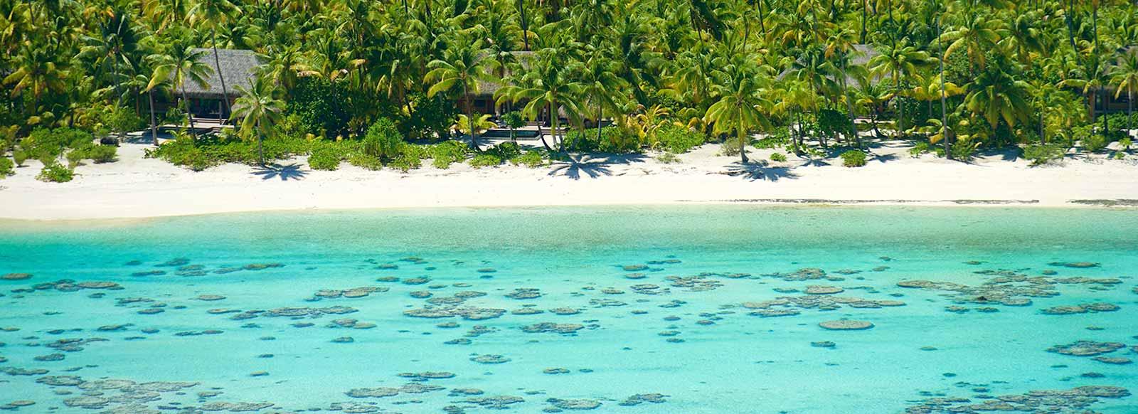 Private Islands for rent - The Brando on Tetiaroa - French