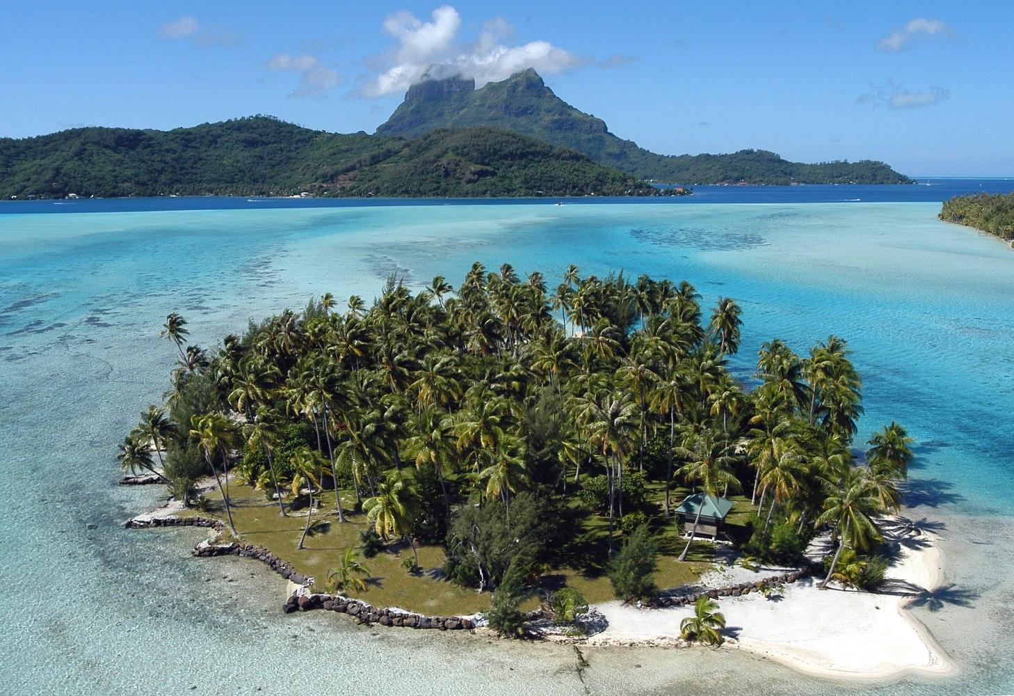 Kaufinseln - Haapiti Rahi - Französisch Polynesien - Pazifischer Ozean