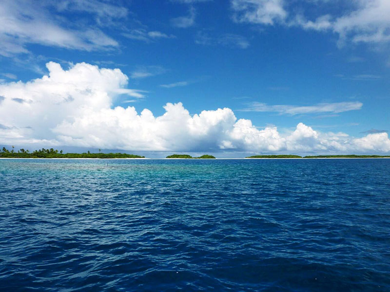 Private Islands For Sale Manuhangi Atoll French Polynesia Pacific Ocean