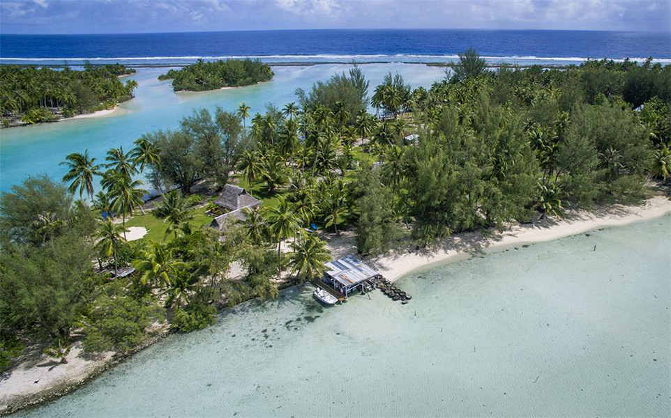 Private islands for sale motu moie french polynesia for French polynesia islands for sale