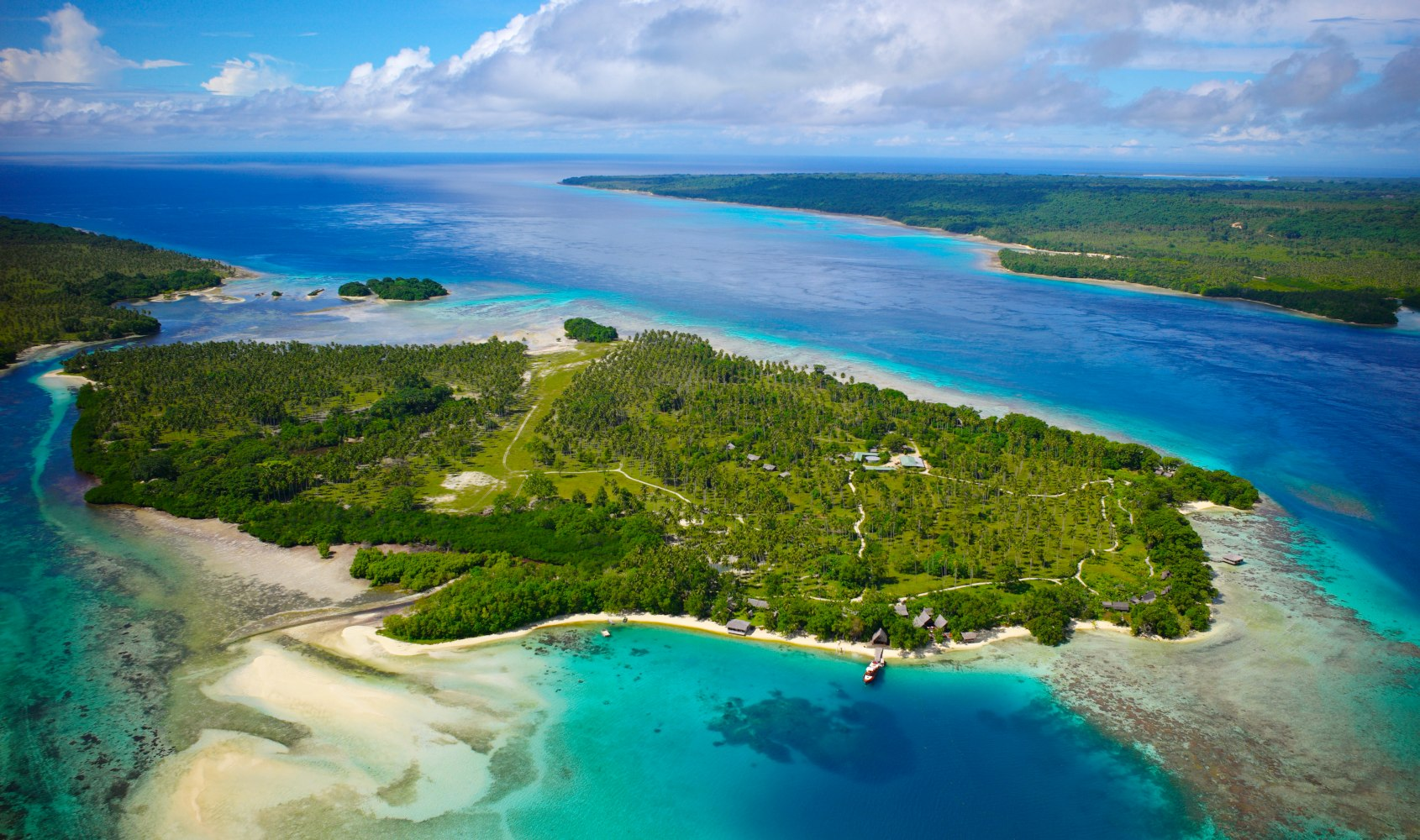 Ratua Private Island For Sale
