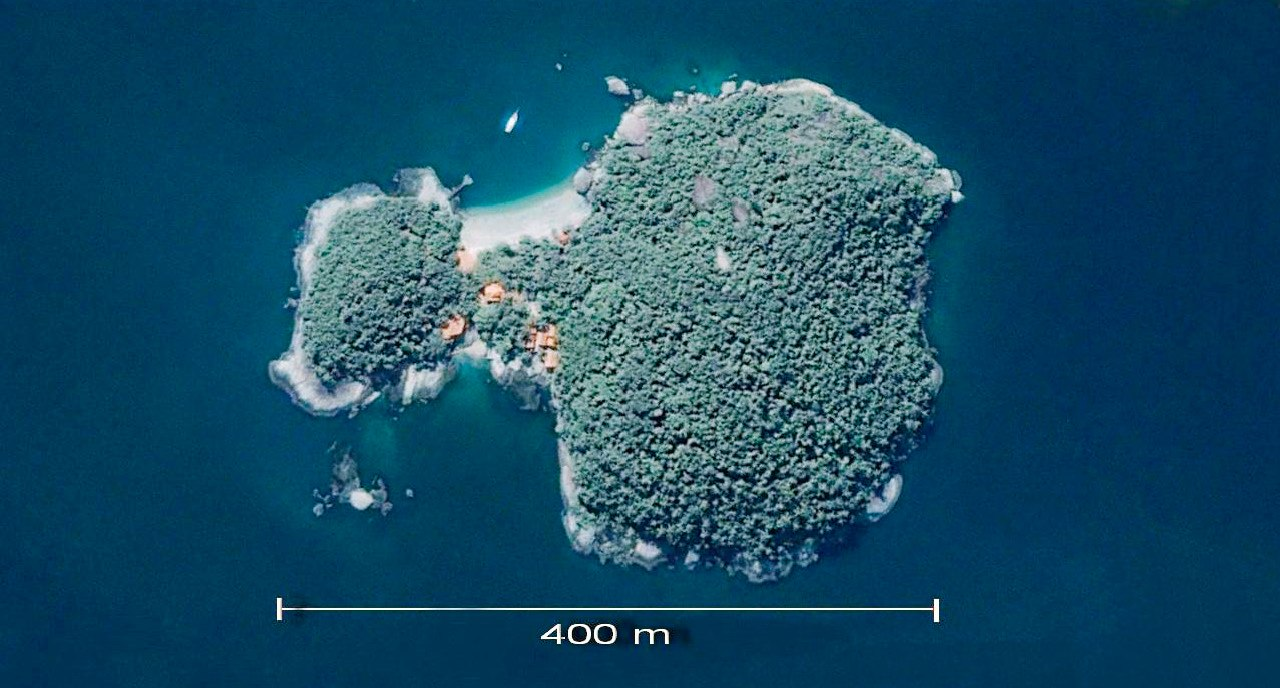 Private Islands For Sale Bernardo Island Brazil