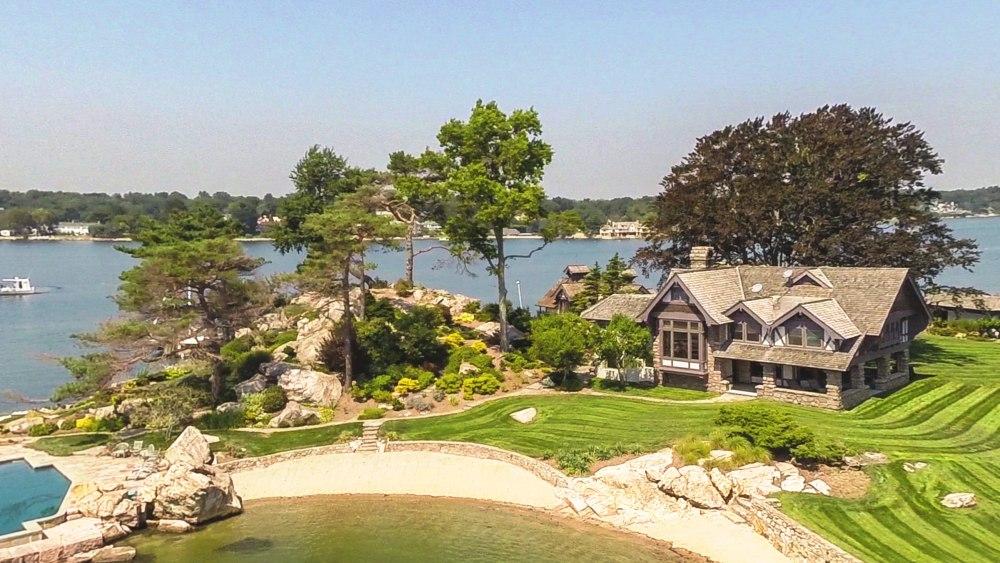 Private Islands For Sale Tavern Island Connecticut Usa