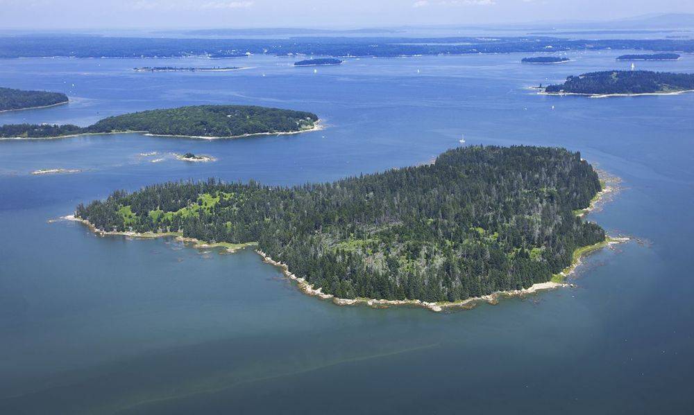 Maine Islands Property For Sale