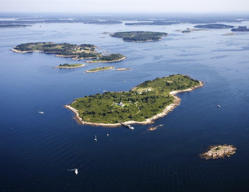 Island Archive Davis Island Maine Usa