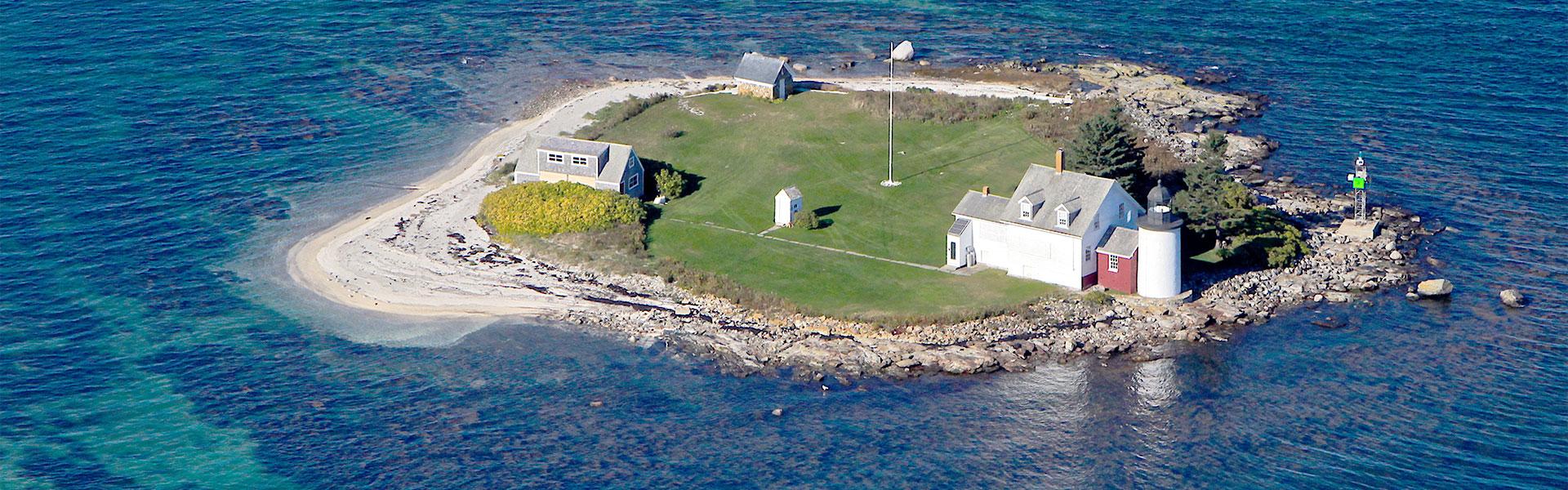 Inselarchiv - Green Island - Maine - USA