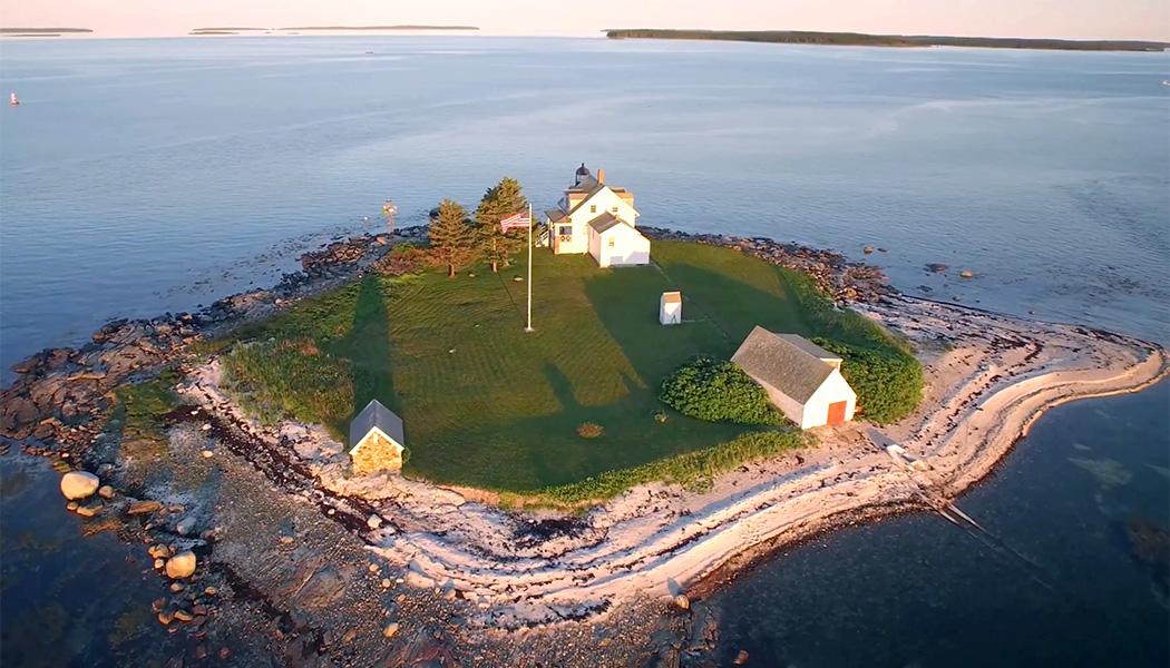 Maine Island For Sale