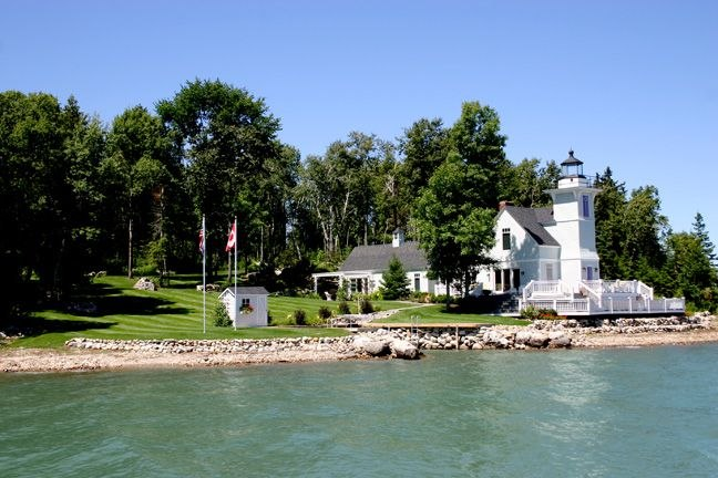 Private Islands For Sale In Michigan