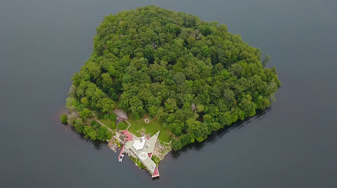 Private Islands For Sale Petra Island New York State Usa