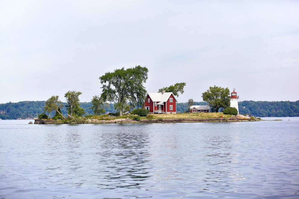 Thousand Island Private Island Rentals