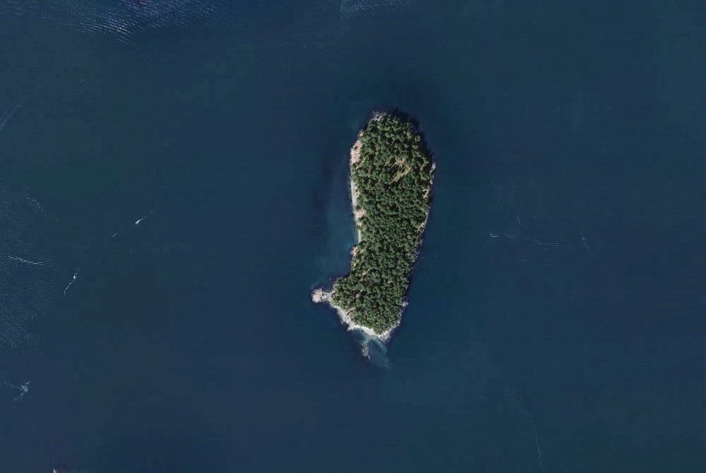 Private Islands For Sale Reef Island Washington Usa
