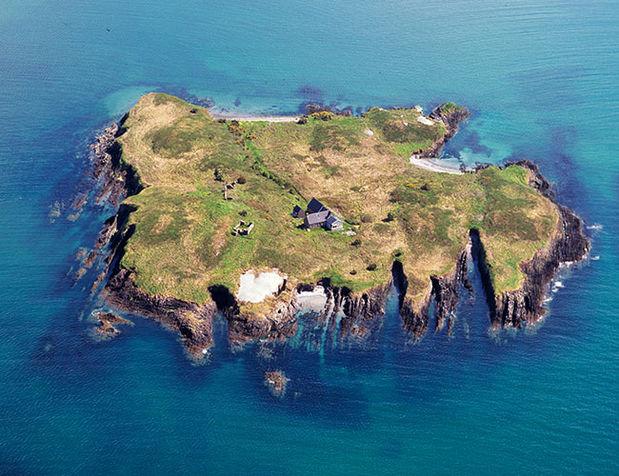 Kleinste Bewohnte Insel Der Welt