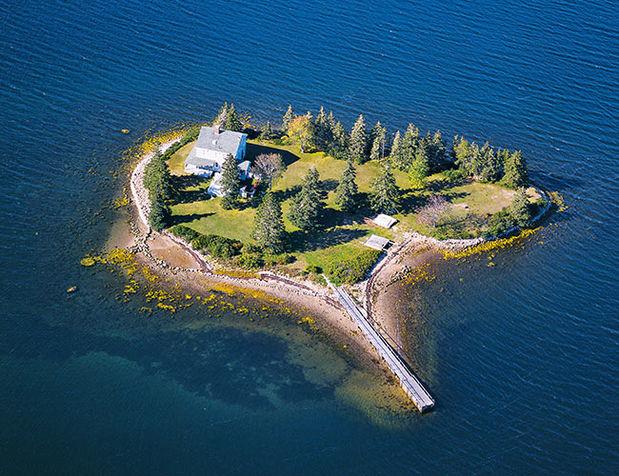 Kleinste Insel Der Welt