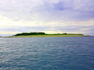 Vor Baubeginn - Insel ohne Haus