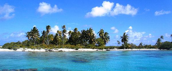 Motu Pakirikiri, French Polynesia