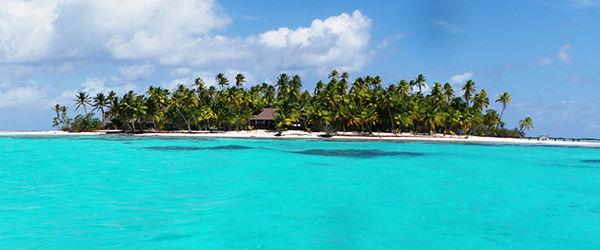 Motu Tetaraire, French Polynesia